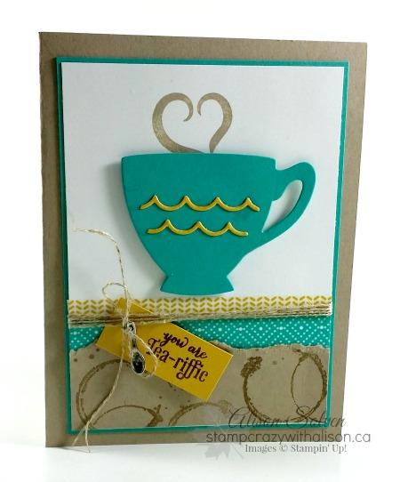 A Nice Cuppa Tea