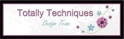 Totally Techniques Design Team – Floating Re-inker Watercolour