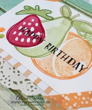 Fresh fruit stamp set 3 www.stampcrazywithalison.ca