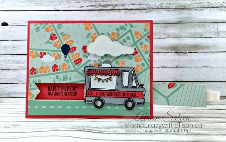 Tasty Trucks Slider Card