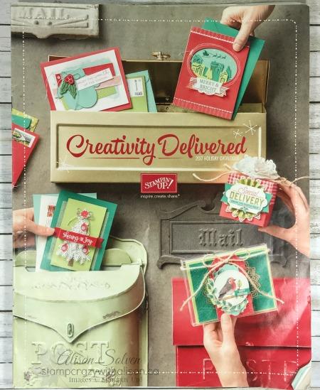 Card Swap Sunday – Sneak Peek 2017 Holiday Catalogue!