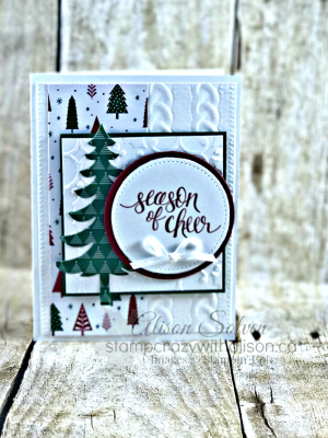 Watercolor Christmas 2 www.stampcrazywithalison.ca
