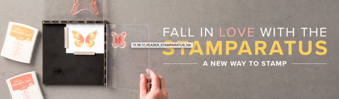 Reserve your Stamparatus by December 30th!