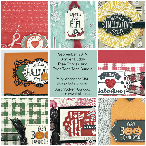 Tags Tags Tags Bundle Collage September 2019