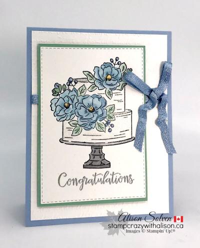 Happy Birthday to You SAB 2 www.stampcrazywithalison.com