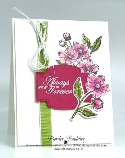 BB March 2020 Parisian Blossoms Suite www.stampcrazywithalison.com