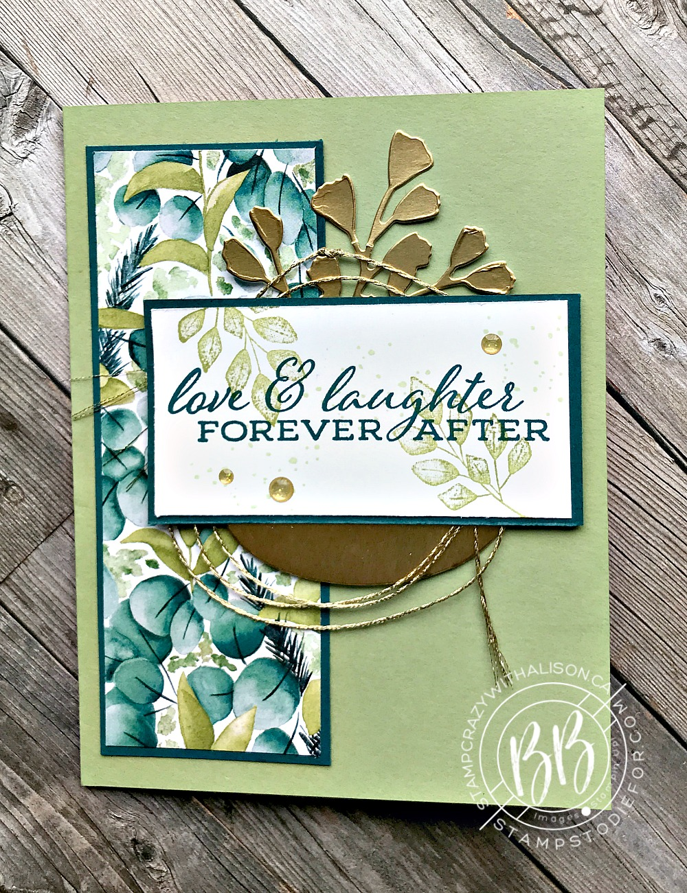Sunday Sketches with Forever Greenery Suite from Stampin' Up!®