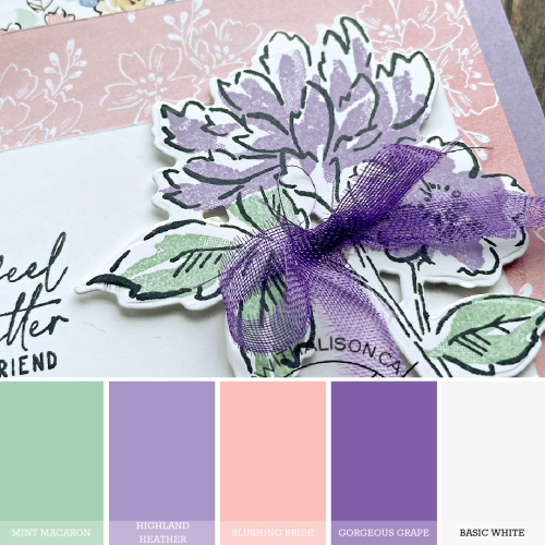Hand-Penned Colour Palette