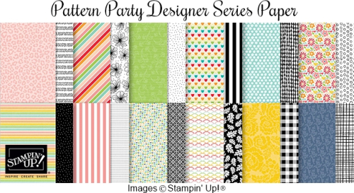 Party Pattern Paper 155426