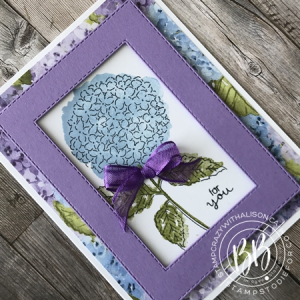 Hydrangea Haven Stamp Set by Stampin Up (4)