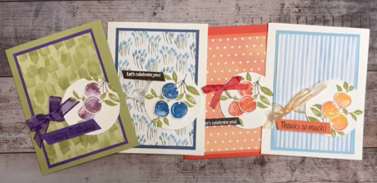 Canada Inks Up! Blog Hop with You're a Peach Suite Collection