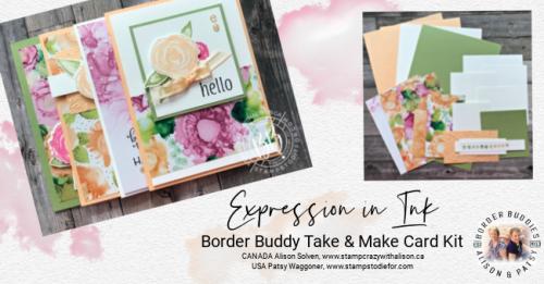 July 2021 Border Buddy Take & Make Kit