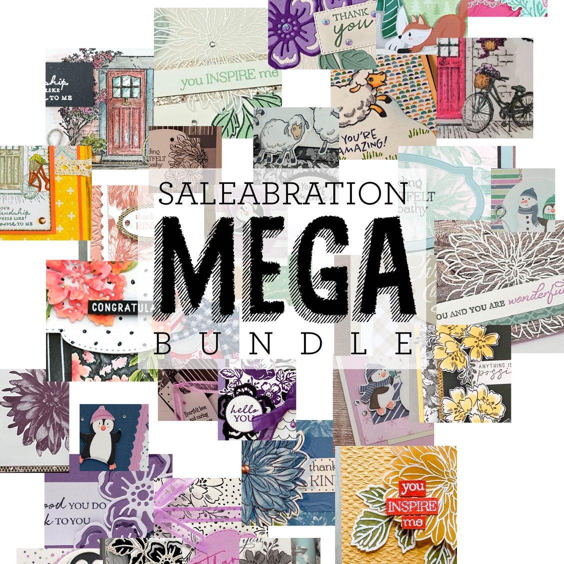 Sale-a-bration MEGA Tutorial Offering!