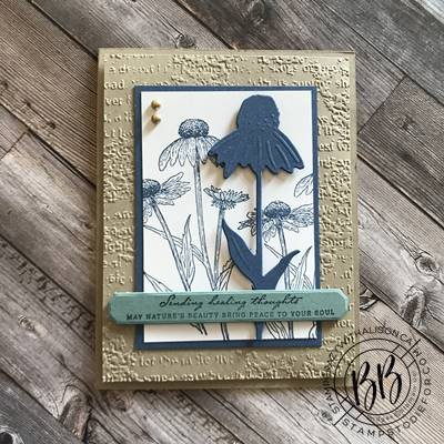Border Buddy PDF Tutorial featuring the Nature's Harvest stamp set by Stampin' Up! (4)