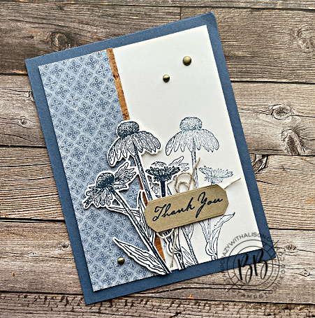 Border Buddy Saturday with Harvest Meadow Suite Collection from Stampin' Up!®
