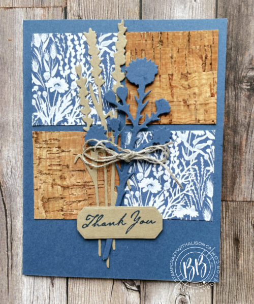 Sunday Sketches with Harvest Meadow Bundle from Stampin' Up!®
