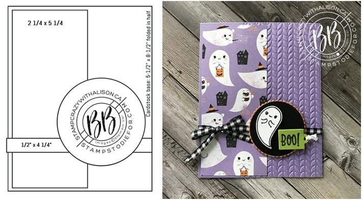 Sketch Card and Cutest Halloween Card