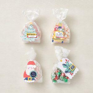Treat Bags using the Love, Santa Kit