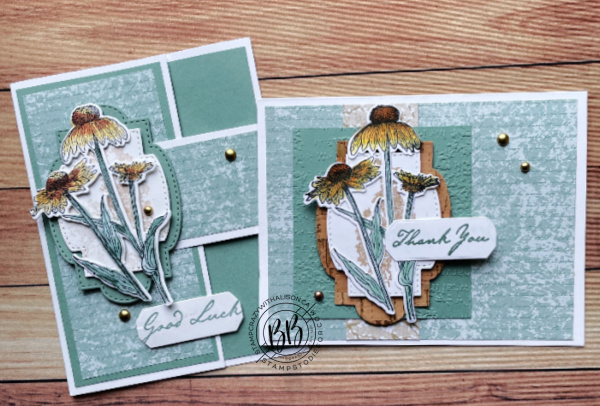 The Harvest Meadow Suite Collection is so beautiful and has all the products you need for your cards!